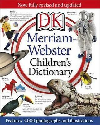 NEW Merriam-Webster Children's Dictionary By DK Hardcover Free Shipping