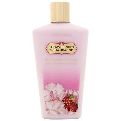 NEW Victoria's Secret Strawberries & Champagne Hydrating Body Lotion 250ml