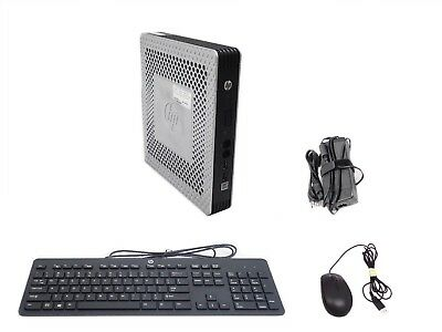 HP T610 ThinClient DC 1.65GHz 1G/2G F/R ThinPro OS RDP Citrix VMWare