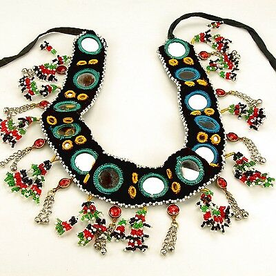 Kuchi Tribe ATS Bellydance Tribal Dangles BELT 867n9