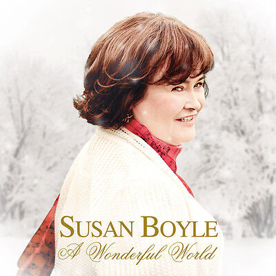 Susan Boyle - Wonderful World [New CD]