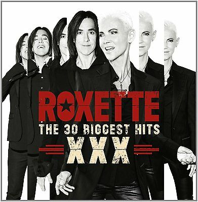 Roxette Xxx The 30 Biggest Hits Cd Album Set (Greatest Hits / Very Best Of)