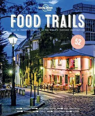 NEW Food Trails By Lonely Planet Food Hardcover Free Shipping