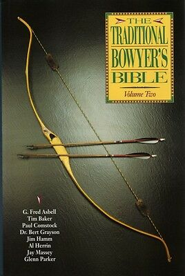 Traditional Bowyers Bible Volume THREE 3 Soft COVER               FREE SHIPPING!