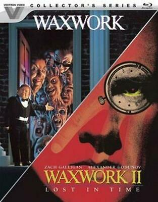 Waxworks Compilation - Blu-Ray Region 1 Free Shipping!