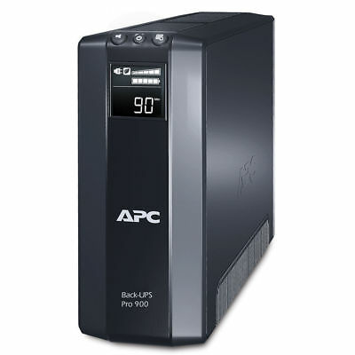 APC Power Saving Back UPS Pro 8 Outlets 900VA 540W Uninterruptible Power Supply