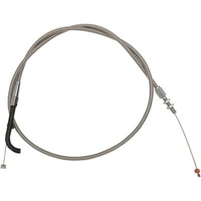 Barnett - 102-85-41010 - Stainless Clear-Coated Idle Cable