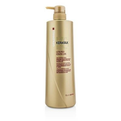 Goldwell Kerasilk Ultra - Smoothing Transformation (For Extremely Unmana 1000ml