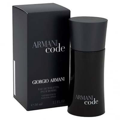 Giorgio Armani Code - 75ml Eau De Toilette Spray