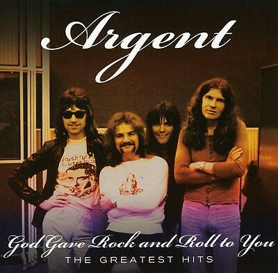Rod Argent, Argent - God Gave Rock N Roll to You: Greatest Hits [New CD]