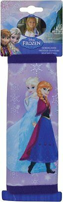 Disney Frozen Seat Belt Comfort Pad - Anna & Elsa - 7121008 Inc Tracked Courier
