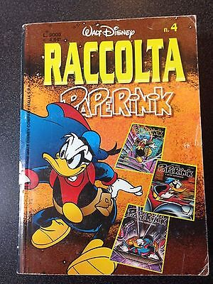Italian Walt Disney Donald Duck Comic Book