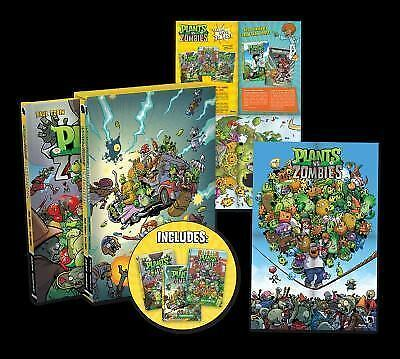 NEW - Plants vs. Zombies Boxed Set by Tobin, Paul