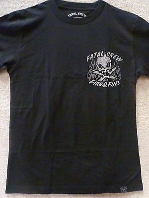 "Color Black Fatal Clothing Men T-Shirt /""Sass Me/"""