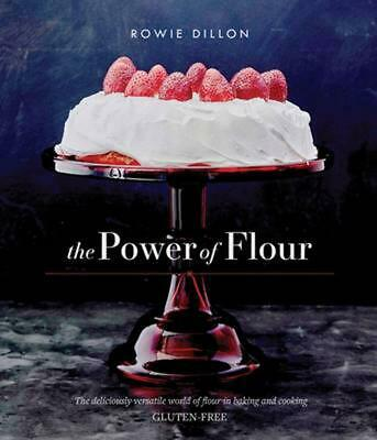 Power of Flour by Rowie Dillon (English) Hardcover Book Free Shipping!