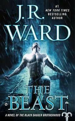 NEW The Beast By J. R. Ward Paperback Free Shipping