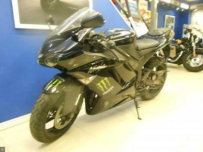 Kawasaki Zx6R Ninja - Great Condition - Not To Be Missed