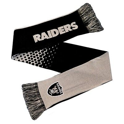 Nfl Oakland Raiders Fade Scarf