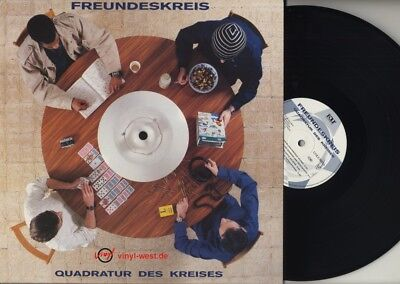 2LP Freundeskreis - Quadratur Des Kreises FOUR MUSIC 487245-1 -  NM!