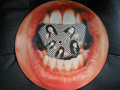 "ANTHRAX 12"" picture disc vinyl record MAKE ME LAUGH"