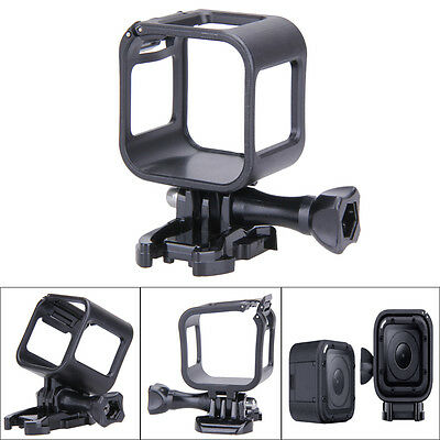 Low Profile Housing Frame Cover Case Mount Holder for GoPro Hero 4 5 Session Hot