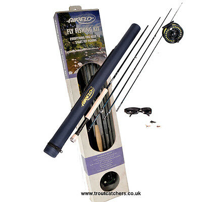 Airflo Combo Fly Fishing Kit - 10FT #7/#8