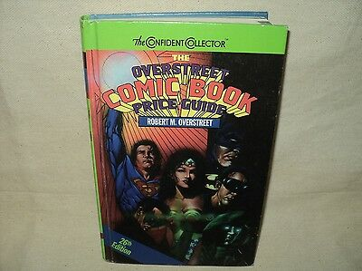 Overstreet Comic Book Price Guide #26 Used Hardcover Book 1996 DC Cover (T 636)