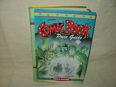 Overstreet Comic Book Price Guide #33 Used Hardcover Book 2003 JSA Cover (T 644)