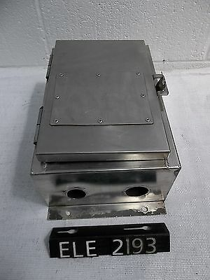 Stainless Steel Enclosure (ENC2087)