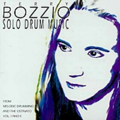 Terry Bozzio - Solo Drum Music 1 [New CD] China - Import