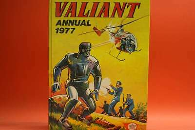Valiant Annual 1977 VARIOUS Very Good Book
