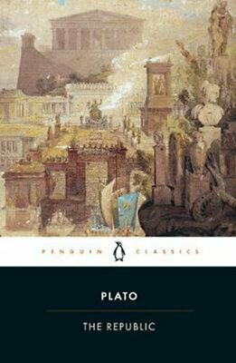 NEW The Republic By Plato Paperback Free Shipping