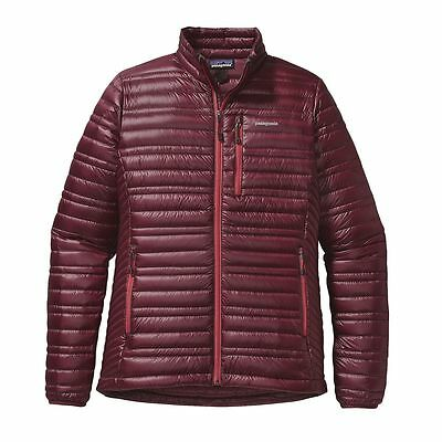 Patagonia Ultralight Down Jacket Damen Daunenjacke weinrot