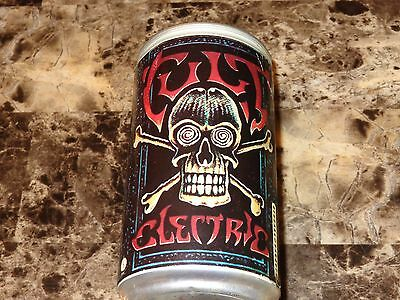 The Cult Rare Electric Promo Beer Pop Can 1987 Prop Ian Astbury Billy Duffy REAL