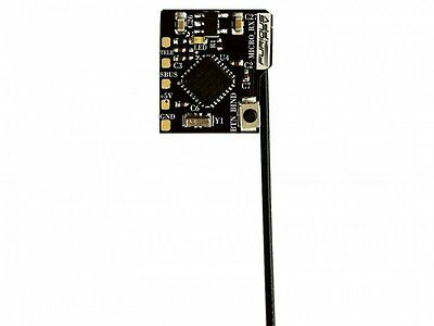 Furious FrSky Micro Rx Receiver - Ultra Small , Massively Capable FPV-0121-S