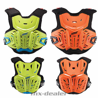 Leatt Kinder Brustpanzer Panzer Chest Protector 2.5 für Leatt Brace BNS Enduro