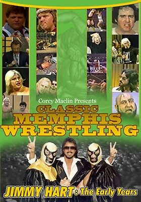 Classic Memphis Wrestling Jimmy Hart  Early Years WWE