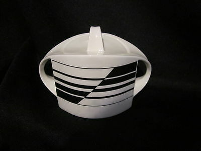 Villeroy & Boch - ALBA LINEA - Covered Sugar Bowl