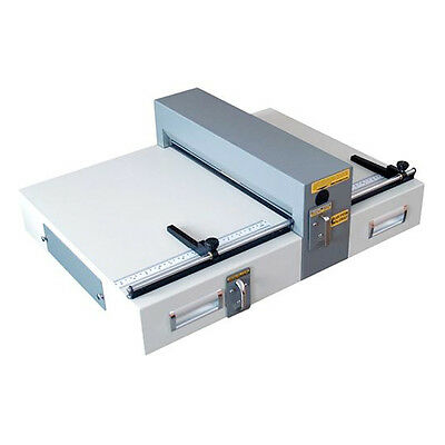 Creasing Scoring Perforating Machine Electrical SUPER E460 Bindery Finishing
