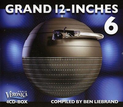 Various Artists, Ben - Grand 12 Inches 6 / Various [New CD] Holland - Im