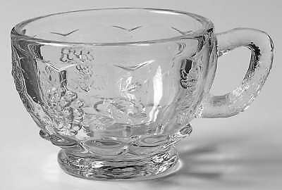 Westmoreland PANELED GRAPE CLEAR Punch Cup 769567