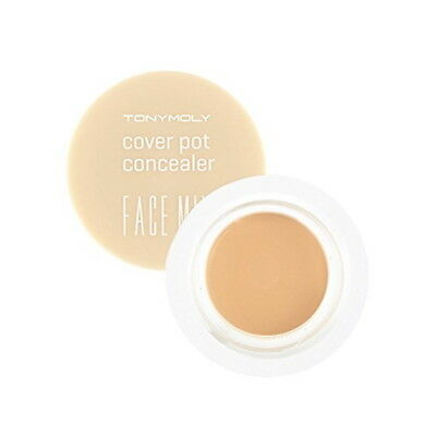TONYMOLY Face Mix Cover Pot Concealer - #2 Natural Beige [US SELLER][FREE SHIP]