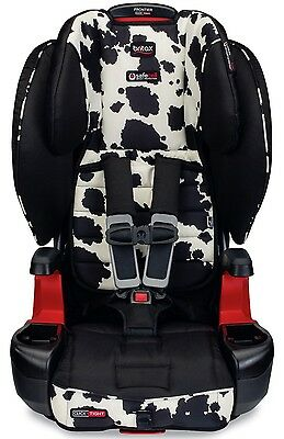 Britax Frontier Clicktight Combination Harness-2-Booster Car Seat Cowmooflage