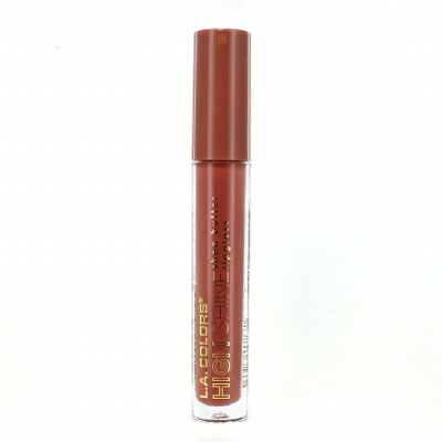 L.A. Color High Shine Lipgloss - Dollface (GLOBAL FREE SHIPPING)