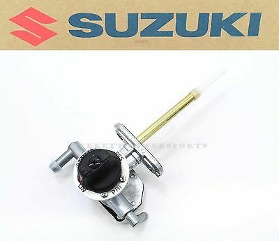 Genuine Suzuki Fuel Gas Valve Petcock 03 LTA  LTF400 Auto Manual F Eiger #Y01