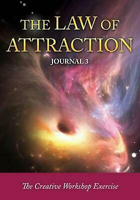 The Law of Attraction Journal 3 by Journal Easy (English) Paperback Book Free Sh