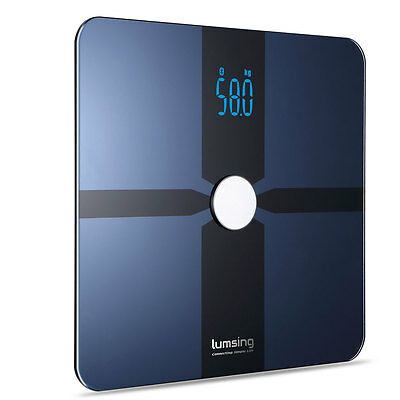 Body Fat Monitor Composition Smart Scale Bluetooth Weight Electronic IOS Android