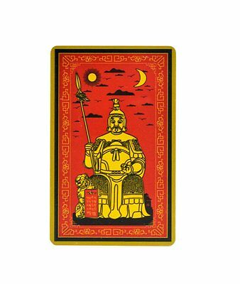 Feng Shui 2017 New Year Tai Sui Amulet Card W2358