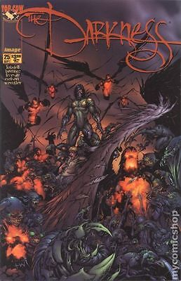 Darkness (1996 1st Series) #25A FN