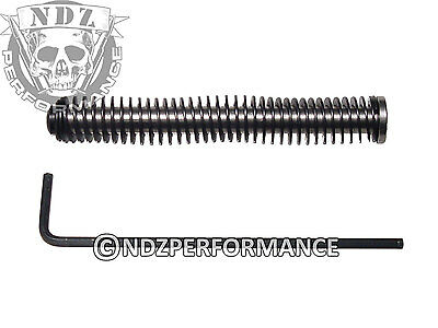 NDZ Stainless Steel Recoil Guide Rod Assembly Smith Wesson S&W SD9 SD40 VE